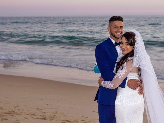 O casamento de Célio e Grenda em Fonte da Telha, Almada 2