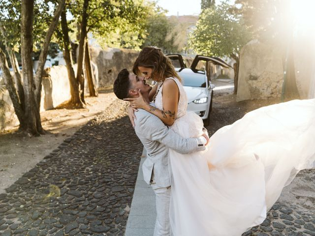 O casamento de Diogo e Dóris em Linda a Velha, Oeiras 8