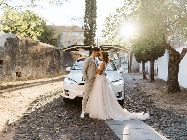 O casamento de Diogo e Dóris em Linda a Velha, Oeiras 9