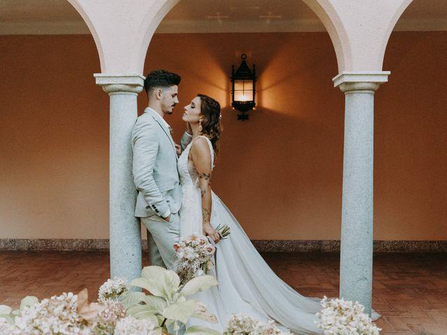 O casamento de Diogo e Dóris em Linda a Velha, Oeiras 17
