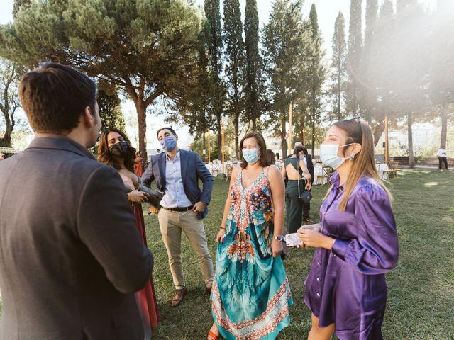 O casamento de Diogo e Dóris em Linda a Velha, Oeiras 96