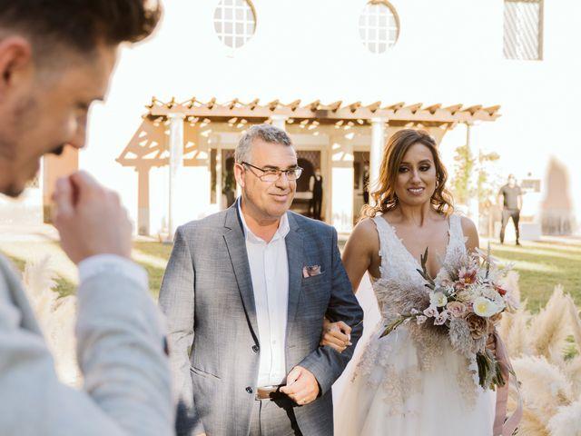 O casamento de Diogo e Dóris em Linda a Velha, Oeiras 103