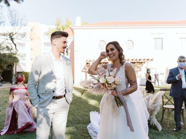 O casamento de Diogo e Dóris em Linda a Velha, Oeiras 106