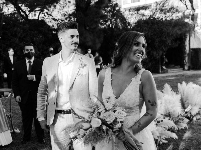 O casamento de Diogo e Dóris em Linda a Velha, Oeiras 107