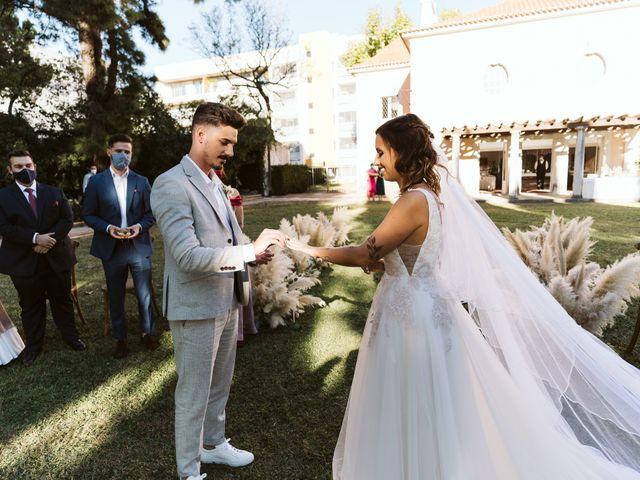 O casamento de Diogo e Dóris em Linda a Velha, Oeiras 109