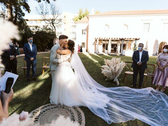 O casamento de Diogo e Dóris em Linda a Velha, Oeiras 113