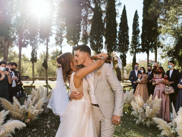 O casamento de Diogo e Dóris em Linda a Velha, Oeiras 115