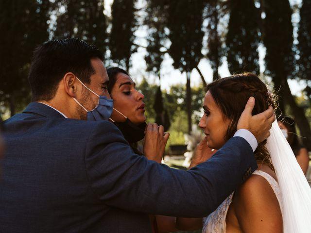 O casamento de Diogo e Dóris em Linda a Velha, Oeiras 123