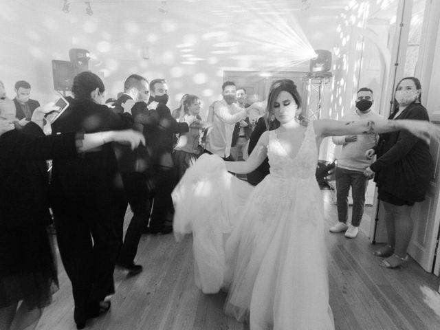 O casamento de Diogo e Dóris em Linda a Velha, Oeiras 166