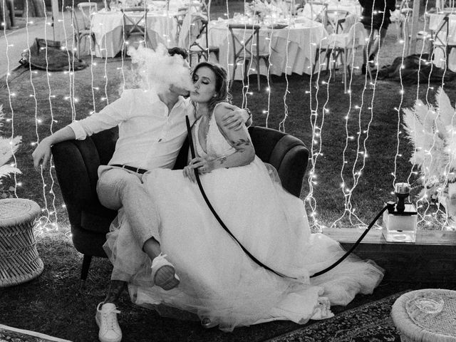 O casamento de Diogo e Dóris em Linda a Velha, Oeiras 182