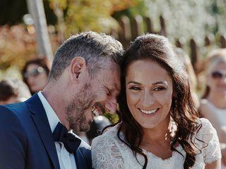 O casamento de Tânia e Hugo