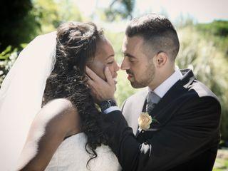 O casamento de Isabel e Tiago