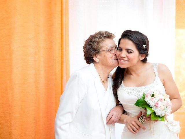 O casamento de Ricardo e Sofia em Negrais, Sintra 7