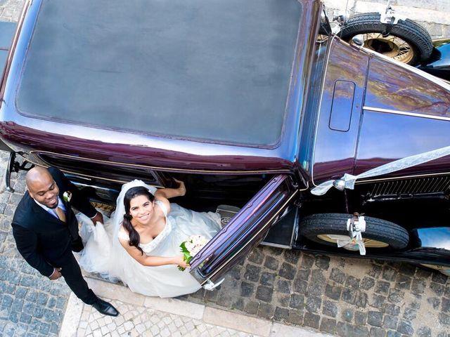 O casamento de Ricardo e Sofia em Negrais, Sintra 9