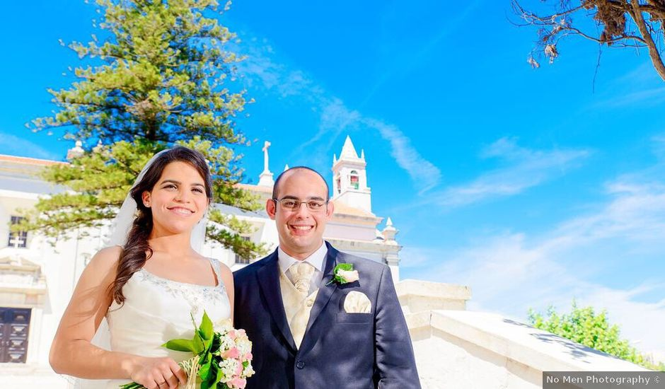 O casamento de Ricardo e Sofia em Negrais, Sintra