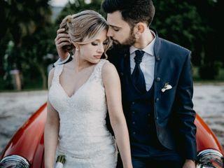 O casamento de Joana e Jorge