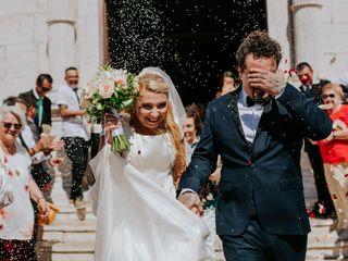 O casamento de Soraia e Daniel