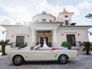 O casamento de Virginie e Ricardo