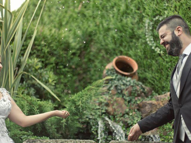 O casamento de Susete e Luis