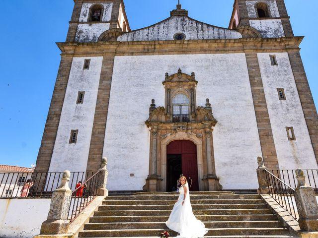 O casamento de João e Vanessa em Alpalhão, Nisa 12