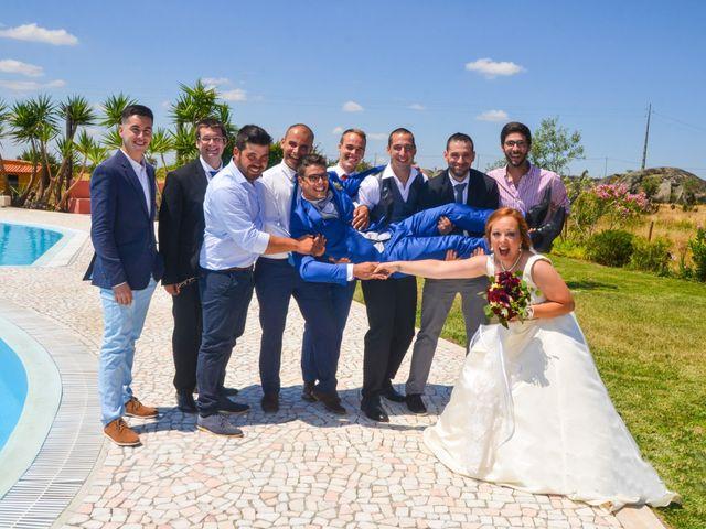 O casamento de João e Vanessa em Alpalhão, Nisa 19