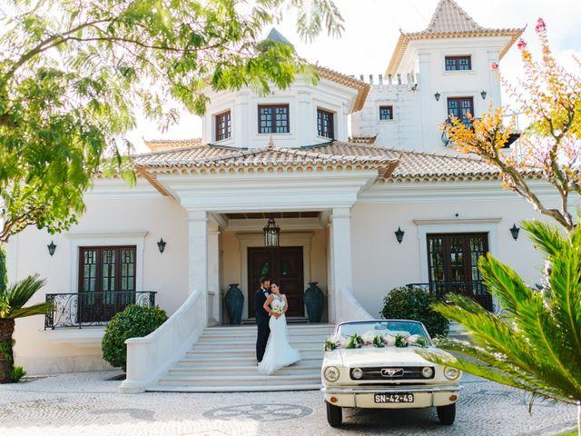 O casamento de Ricardo e Virginie em Troviscal, Oliveira do Bairro 65