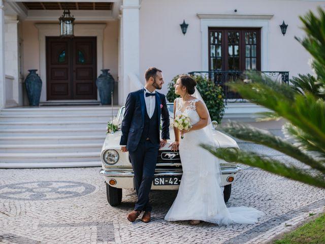 O casamento de Ricardo e Virginie em Troviscal, Oliveira do Bairro 67