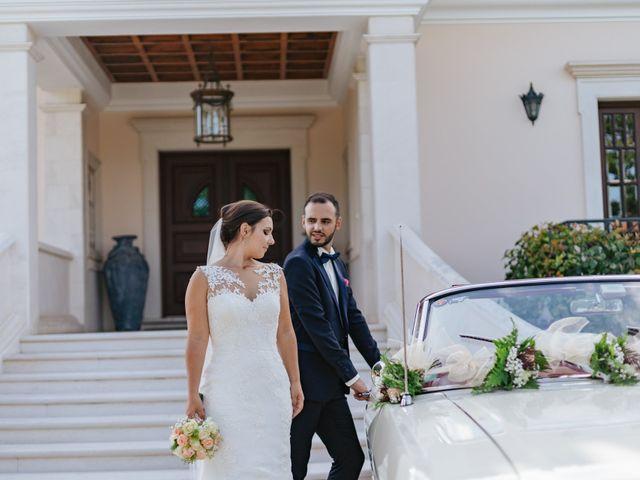 O casamento de Ricardo e Virginie em Troviscal, Oliveira do Bairro 69