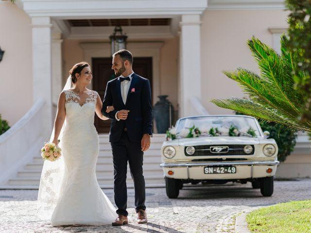 O casamento de Ricardo e Virginie em Troviscal, Oliveira do Bairro 70