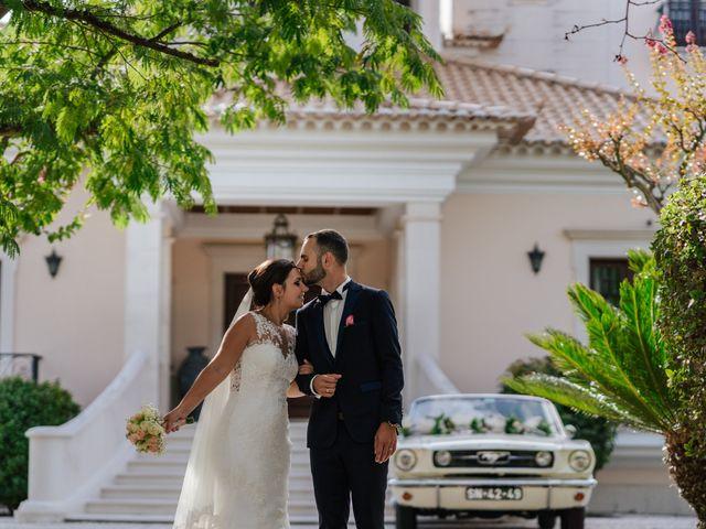 O casamento de Ricardo e Virginie em Troviscal, Oliveira do Bairro 71