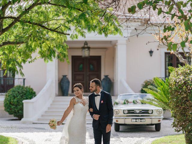 O casamento de Ricardo e Virginie em Troviscal, Oliveira do Bairro 72