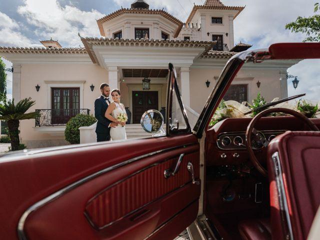 O casamento de Ricardo e Virginie em Troviscal, Oliveira do Bairro 73