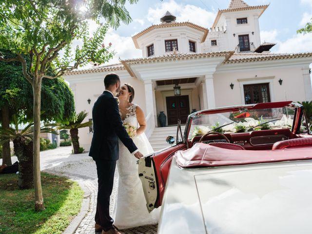 O casamento de Ricardo e Virginie em Troviscal, Oliveira do Bairro 74