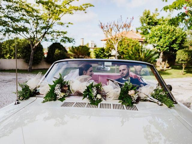 O casamento de Ricardo e Virginie em Troviscal, Oliveira do Bairro 78