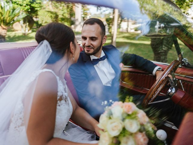 O casamento de Ricardo e Virginie em Troviscal, Oliveira do Bairro 79