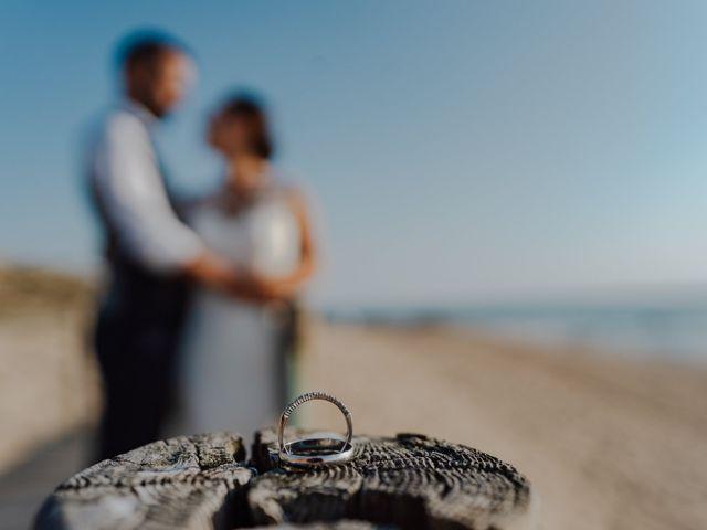 O casamento de Ricardo e Virginie em Troviscal, Oliveira do Bairro 92