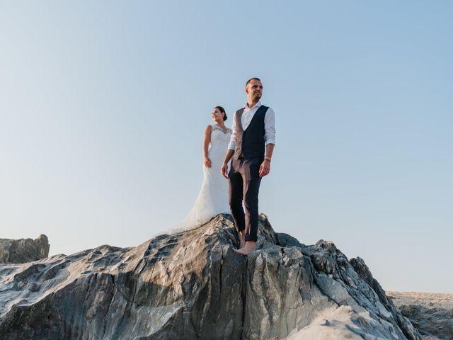 O casamento de Ricardo e Virginie em Troviscal, Oliveira do Bairro 94