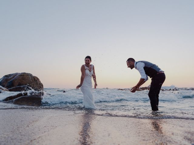 O casamento de Ricardo e Virginie em Troviscal, Oliveira do Bairro 110