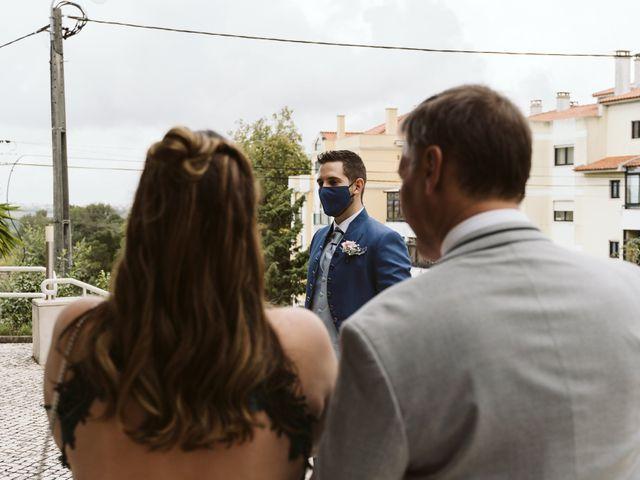 O casamento de André e Liliana em Mafra, Mafra 70