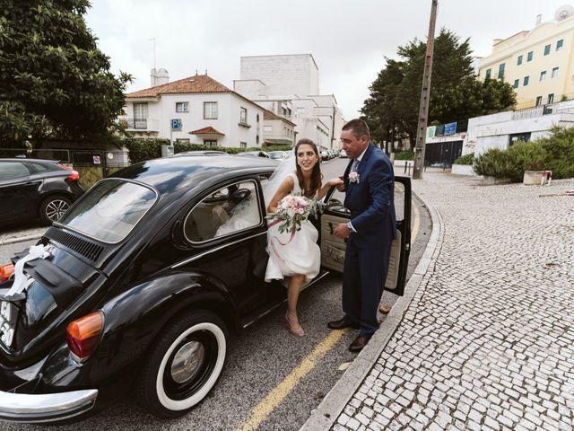O casamento de André e Liliana em Mafra, Mafra 82