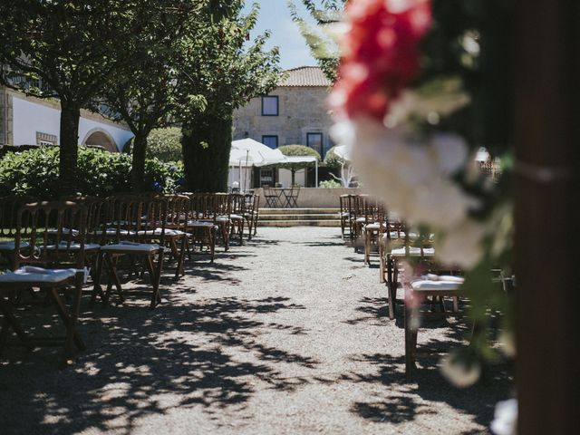 O casamento de Rafael e Sara em Santar, Nelas 11