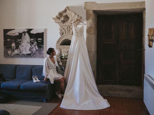 O casamento de Rafael e Sara em Santar, Nelas 13