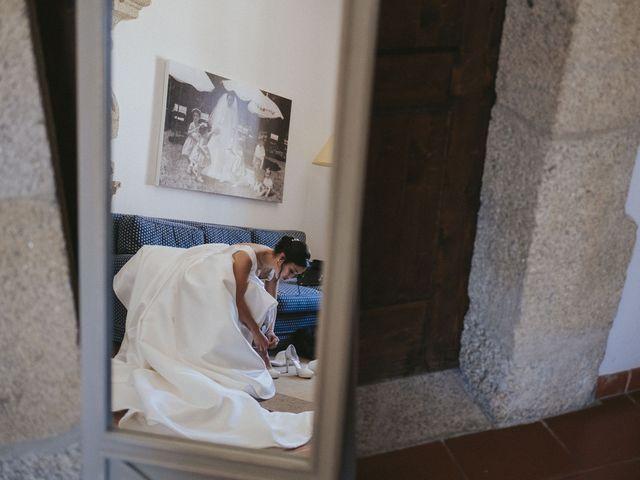 O casamento de Rafael e Sara em Santar, Nelas 14