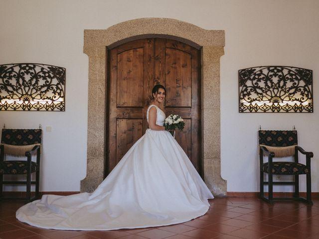 O casamento de Rafael e Sara em Santar, Nelas 15