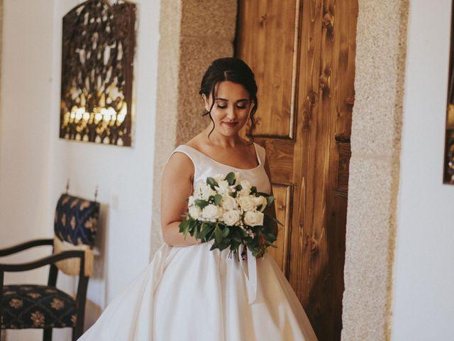 O casamento de Rafael e Sara em Santar, Nelas 17