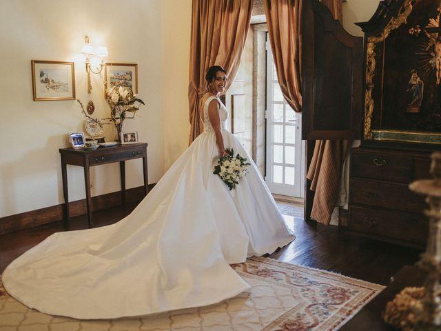O casamento de Rafael e Sara em Santar, Nelas 18