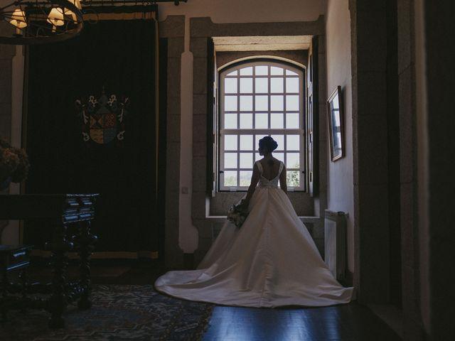 O casamento de Rafael e Sara em Santar, Nelas 19