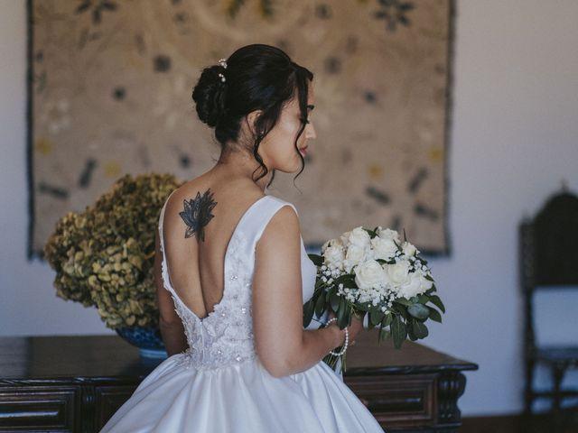 O casamento de Rafael e Sara em Santar, Nelas 21