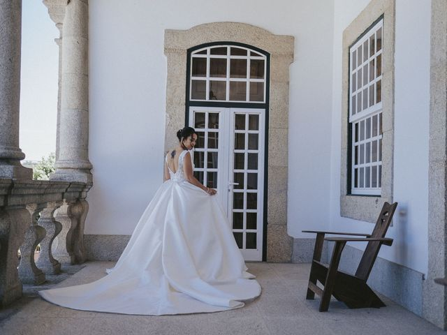 O casamento de Rafael e Sara em Santar, Nelas 22