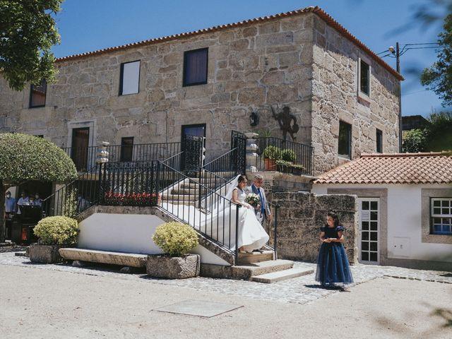 O casamento de Rafael e Sara em Santar, Nelas 25
